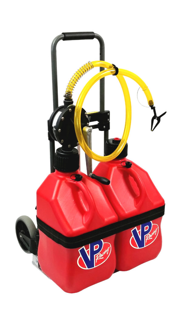 FLO-FAST ™ 10 Gallon System (Red)