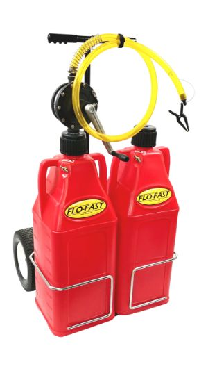FLO-FAST™ 21 Gallon System (Red)