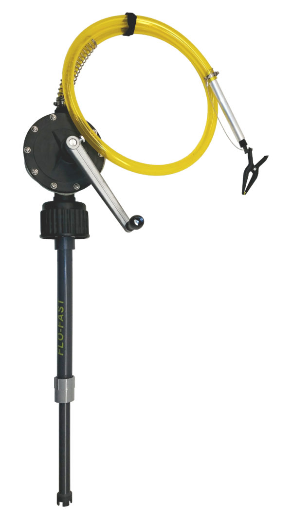 FLO-FAST Container Pump with Telescoping Draw Tube