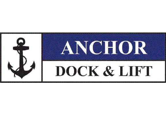 Anchor Dock and Lift Logo Logo