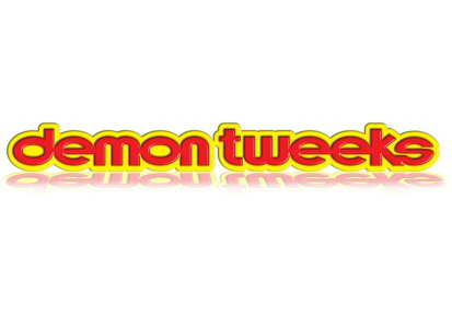Demon Tweeks Logo Logo