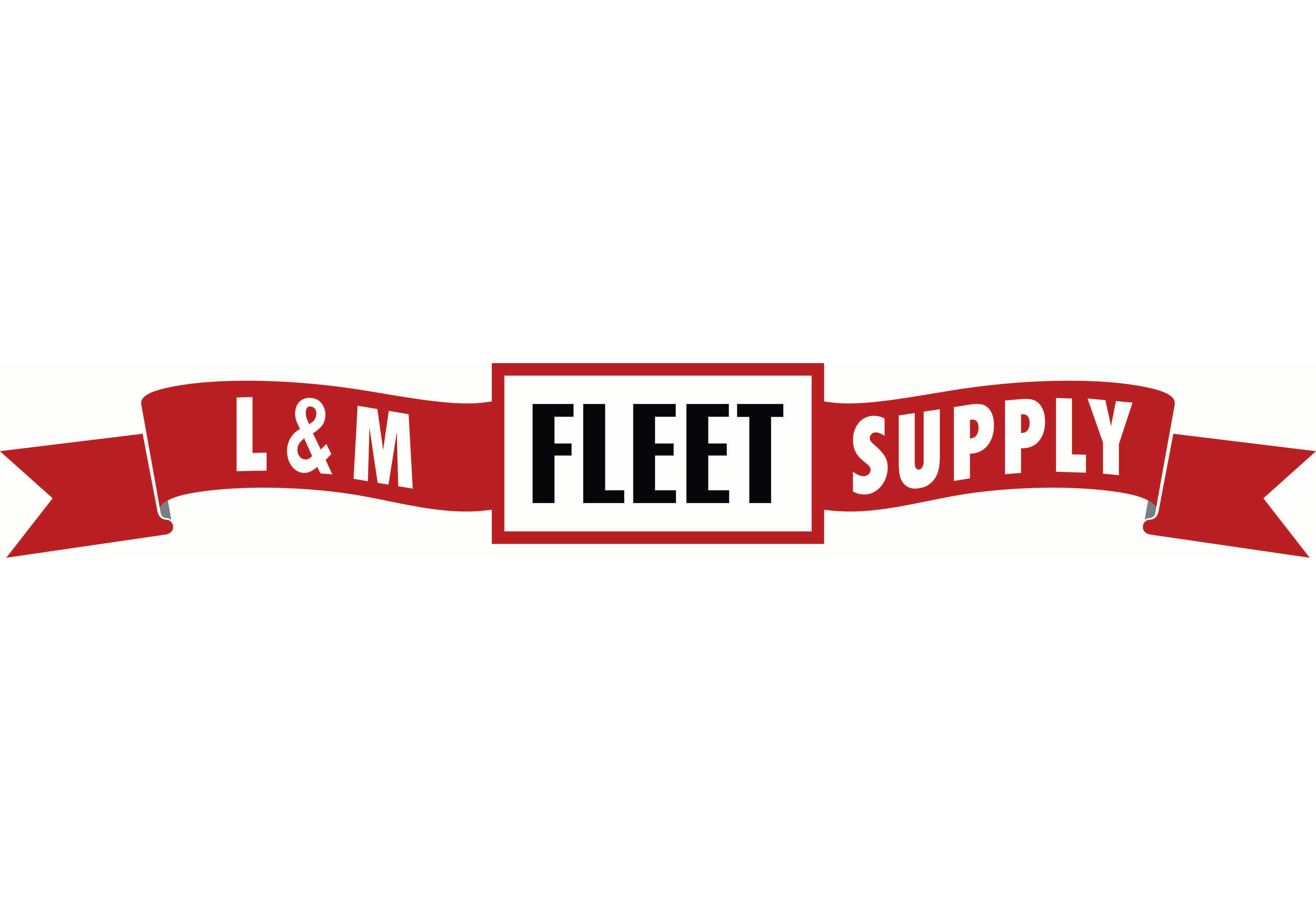 L and M Fleet Supply Logo Logo