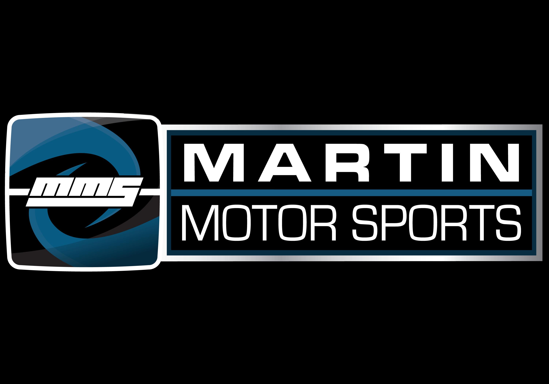 Martin Motor Sports Logo Logo