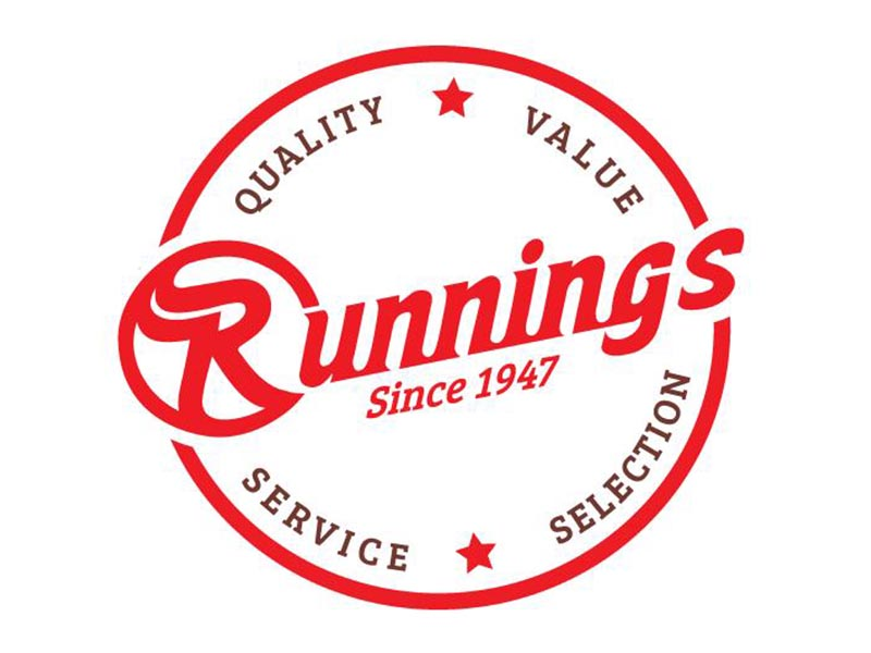 Runnings Logo Logo