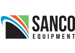 Sanco Equipment Logo Logo