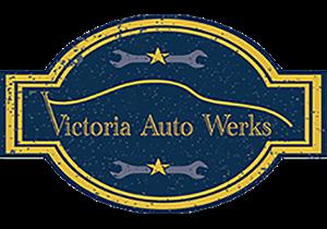Victoria Auto Werks Logo Logo