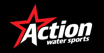 Action Warter Sports Logo Logo