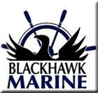 Blackhawk Marine Logo Logo