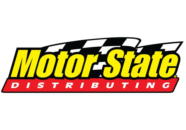 Motor State Logo Logo